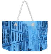 Rouen In The Rain Weekender Tote Bag