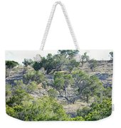 Rough Country Weekender Tote Bag