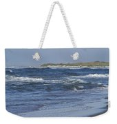 Rough Day At The Beach Weekender Tote Bag