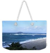 Rough Day On The Point Weekender Tote Bag