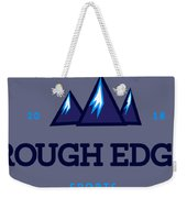 Rough Edge Lojo Weekender Tote Bag