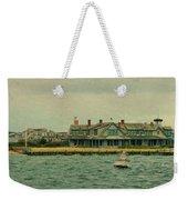 Nantucket Seas   Weekender Tote Bag