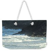Rough Shores Weekender Tote Bag