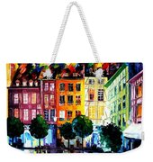 Rouin France Weekender Tote Bag