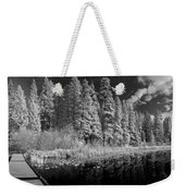 Round Lake State Park 4 Weekender Tote Bag