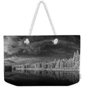 Round Lake State Park 5 Weekender Tote Bag