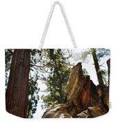 Round Meadow Giant Sequoia Weekender Tote Bag