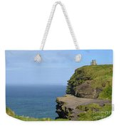 Round Stone Tower Refferred To As O'brien's Tower In Ireland Weekender Tote Bag