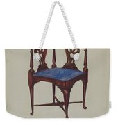Roundabout Chair Weekender Tote Bag