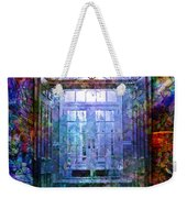 Rounded Doors Weekender Tote Bag