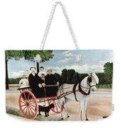 Rousseau: Cart, 1908 Weekender Tote Bag
