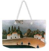 Rousseau: Fishermen, 1908 Weekender Tote Bag