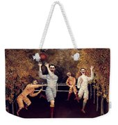 Rousseau: Football, 1908 Weekender Tote Bag