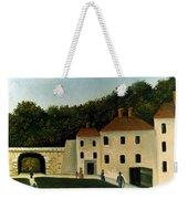 Rousseau:promenaders,c1907 Weekender Tote Bag