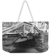 Route 532 Bridge Over The Delaware Canal - Washington's Crossing Weekender Tote Bag