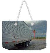Route 66 - Dixie Truck Stop Weekender Tote Bag