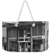 Route 66 - Chenoa Pharmacy Weekender Tote Bag