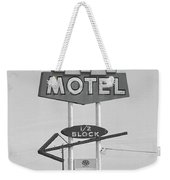 Route 66 - Grants New Mexico Weekender Tote Bag