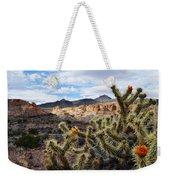 Route 66 Mojave Desert Weekender Tote Bag