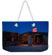 Route 66 Outpost Arizona Weekender Tote Bag