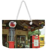 Route 66 - Shea's Gas Station Weekender Tote Bag