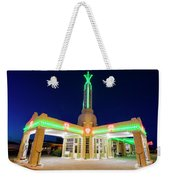 Route 66 Tower Conoco #2 Weekender Tote Bag