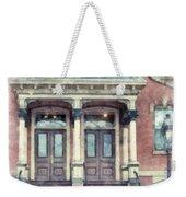 Row House Providence Rhode Island Weekender Tote Bag