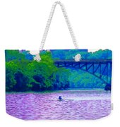 Row Row Row Your Boat Weekender Tote Bag