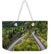 Rowena Crest Loops - Oregon Weekender Tote Bag