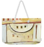 Rowhouse No. 1 Weekender Tote Bag