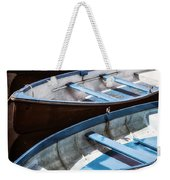 Rowing Boats Weekender Tote Bag