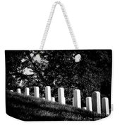 Rows Of Honor Weekender Tote Bag