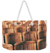 Rows Of Seats Weekender Tote Bag