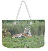 Royal Bengal Tiger Weekender Tote Bag