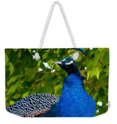 Royal Bird Weekender Tote Bag