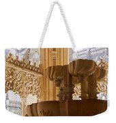 Royal Cloister Of The Batalha Monastery Weekender Tote Bag