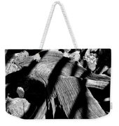 Royal Deadwood Striped Weekender Tote Bag