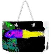 Royal Dottyback Fish Weekender Tote Bag