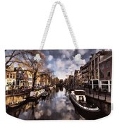 Royal Dutch Canals Weekender Tote Bag