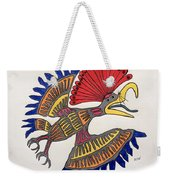 Royal Flycatcher- Mayan 2 Weekender Tote Bag