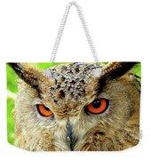 Royal Owl Weekender Tote Bag