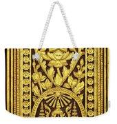 Royal Palace Gilded Door 01 Weekender Tote Bag