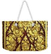 Royal Palace Gilded Door 02 Weekender Tote Bag