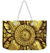 Royal Palace Gilded Door 04 Weekender Tote Bag