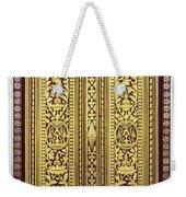 Royal Palace Gilded Doors Weekender Tote Bag