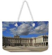 Royal Palace Of Madrid Spain Weekender Tote Bag