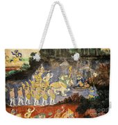 Royal Palace Ramayana 08 Weekender Tote Bag