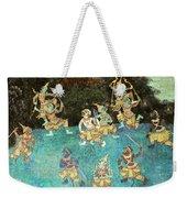 Royal Palace Ramayana 16 Weekender Tote Bag