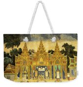 Royal Palace Ramayana 20 Weekender Tote Bag