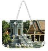 Royal Palace Shrine 02  Weekender Tote Bag